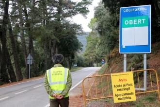 Vés a: El Govern aprova ampliar l'àmbit territorial del Parc Natural del Montseny i reforçar-ne la protecció