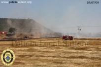 Vés a: [Reportatge] Catalunya sota l'amenaça dels incendis forestals