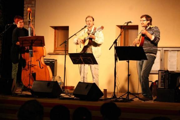 Trobada de cantadors a la Torre d'Oristà