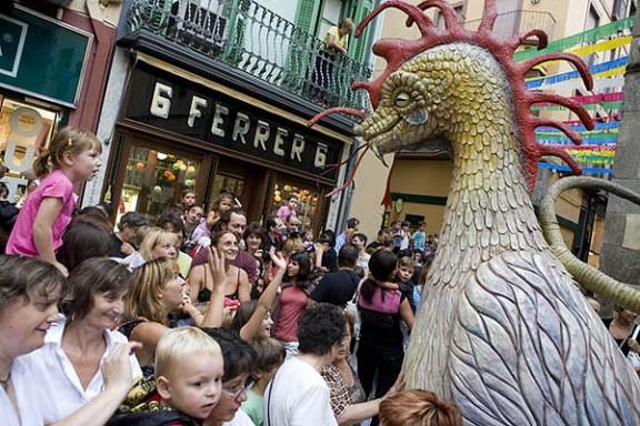 Les Festes del Tura aconsegueixen el bronze del podi de festes catalanes