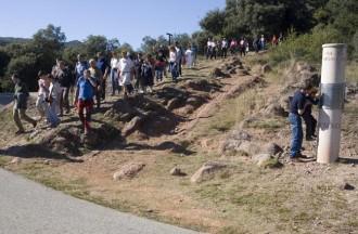 La via romana del Capsacosta, Bé Cultural d'Interès Nacional