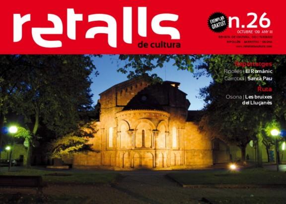 Santa Pau al «Retalls de Cultura»