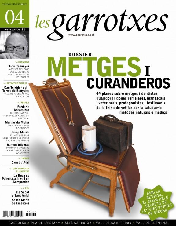 Surt a la venda el número 4 de Les Garrotxes