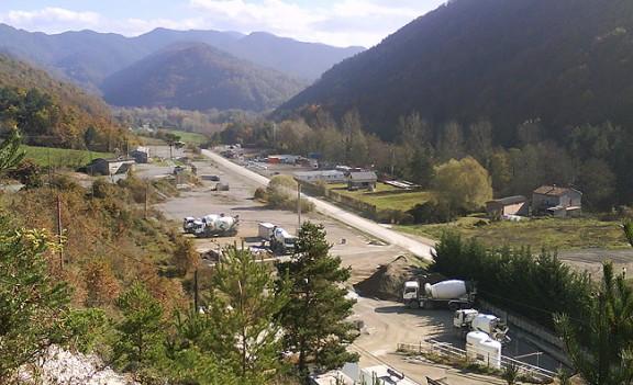 Ripoll envia a Urbanisme la conversió de la carretera de les Llosses en polígon industrial