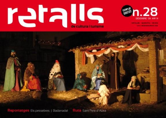 Un «Retalls de Cultura» nadalenc