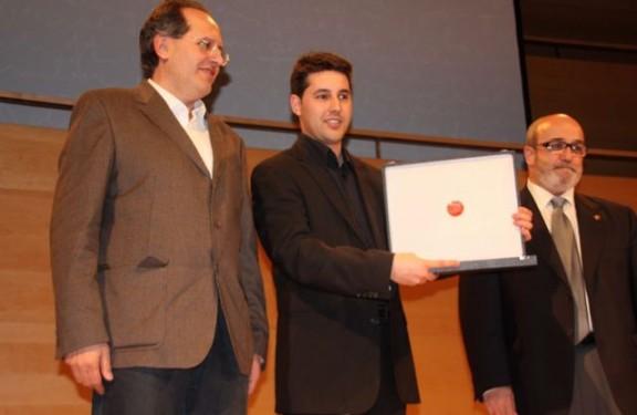 Albert Brosa guanya el Carles Rahola de televisió