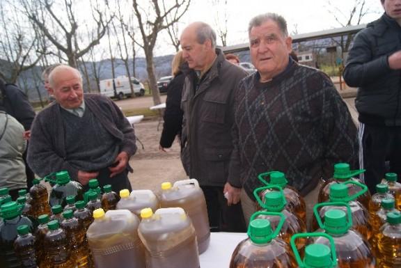 L'oli gironí surt aquest any per primer cop al mercat sota la D.O.P. Empordà