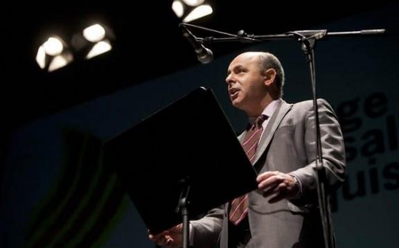 Joan Boada repetirà com a cap de llista d'ICV a Girona