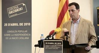 Girona Decideix anuncia la seva dissolució