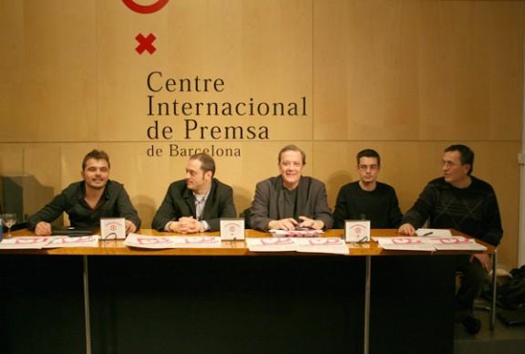 El Grup Nació Digital presenta a Barcelona les tres edicions de paper del 25A