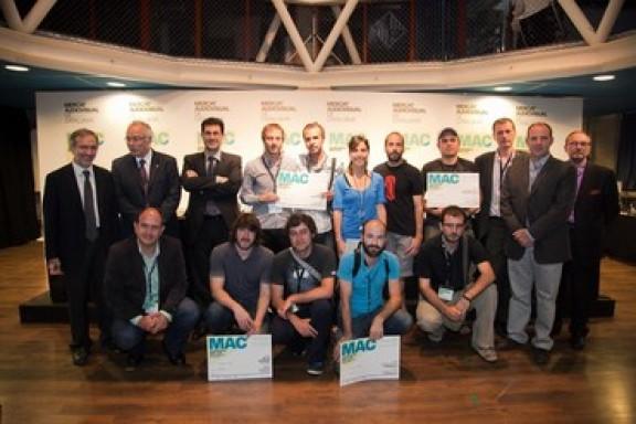 Una productora olotina premiada al MAC 2010