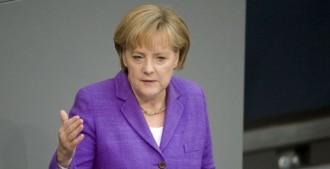 Vés a: Alemanya vota per confirmar el lideratge de Merkel