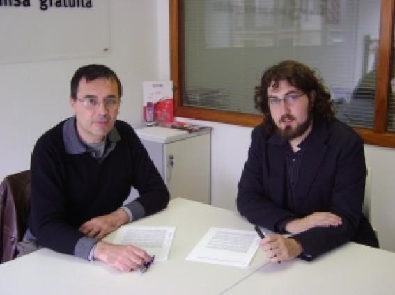 Nació Digital i delCamp.cat signen un acord de cooperació