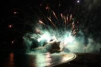 Dijous comença el 44è Concurs Internacional de Focs Artificials de Blanes