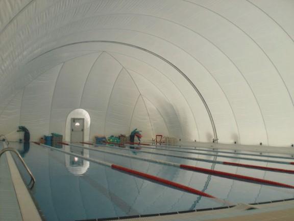 la piscina coberta de sant pere de torell estrena globus