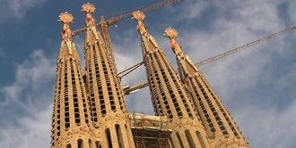 El moviment cívic 12-O encerclarà la Sagrada Família durant la Diada