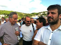 Vés a: Justo Molinero, amb les consultes sobiranistes
