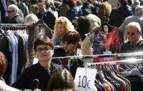 Vés a: Els comerciants de Manlleu espremen les rebaixes d'hivern