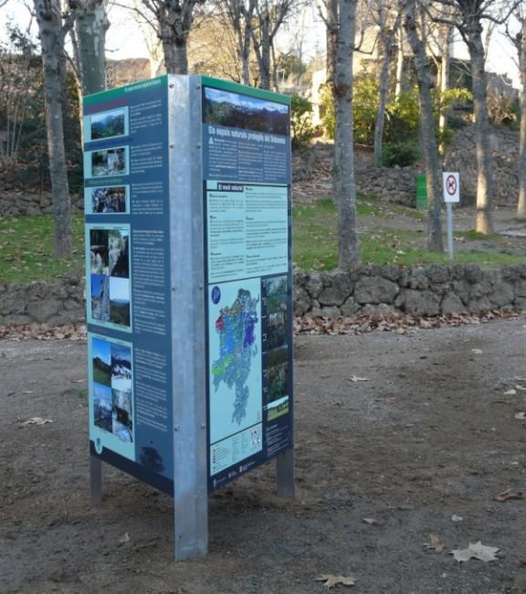 La Mare de la Font, per a divulgar els espais naturals de la comarca