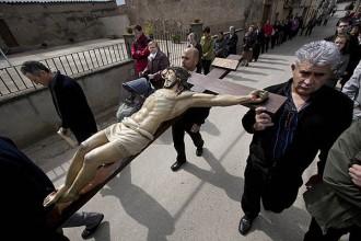 Via Crucis i grillades a la Torre d'Oristà