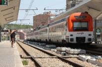 Els trens de rodalies de Girona augmenten freqüència i sumen parades