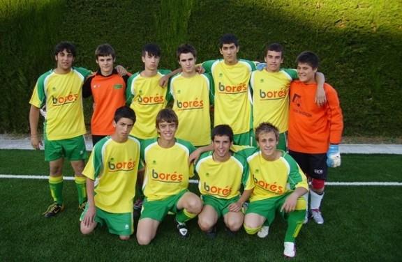 15 equips enceten avui el 17 campionat de futbol 7 naci solsona - Cuines granollers ...