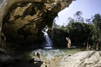 Vés a: Campdevànol prohibeix durant dos anys banyar-se al torrent de la Cabana
