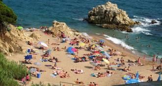 Quines són les 31 platges de la Costa Brava amb la Bandera Blava?