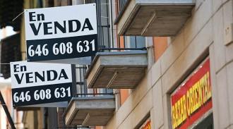 Vés a: Els joves catalans destinen el 64% del sou a la hipoteca