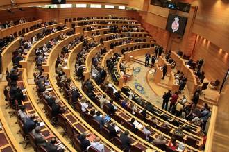 Vés a: El Senat validarà divendres vinent l'aplicació del 155