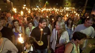 Òmnium Cultural busca voluntaris per a la Marxa dels Vigatans