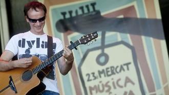 Lluís Gavaldà guanya el premi Cerverí per la cançó 'Me'n vaig'