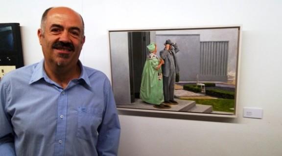 Jaume Roure exposa la seva obra