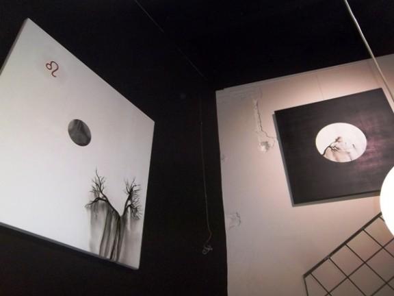 ISSIMM de Solsona exposa les pintures d'Aurembiaix Sabaté