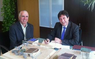 El delegat del Govern a la Catalunya Central visita tres municipis d'Osona