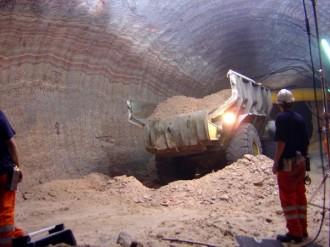 Vés a: Llum verd a Iberpotash per ampliar l'extracció en un milió de tones anuals