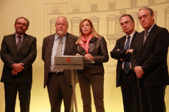 Ortega vol municipis mancomunats
