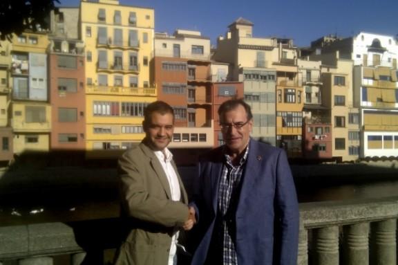 ERC i Reagrupament arriben a un acord per a les llistes del 20N a Girona