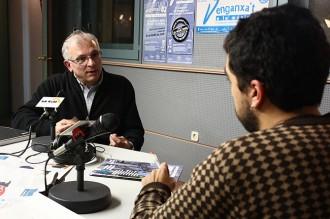 Amadeu Rosell, president comarcal d'Òmnium, candidat d'ERC a Llanars