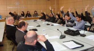 ERC vol un pacte que inclogui «des de CiU fins a la CUP» al Consell Comarcal del Bages