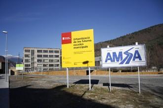 El Govern adjudica finalment les obres de la nova escola de Campdevànol