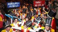La disbauxa del Carnaval arrenca a Centelles, Calldetenes i el Voltreganès