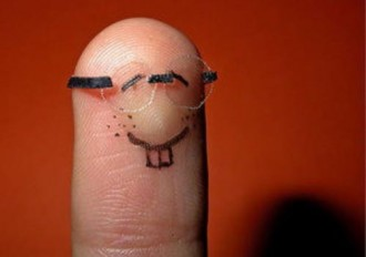Ets capaç de fer això amb els dits? [FOTOS]