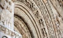 La Portalada de Ripoll, inscrita a la Llista indicativa de l'UNESCO