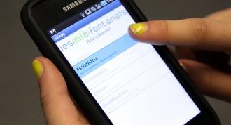 La Generalitat aposta per l'ús del mòbil com a eina pedagògica a les aules