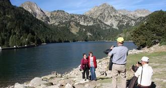 Vés a: Desfent el Parc Nacional d'Aigüestortes