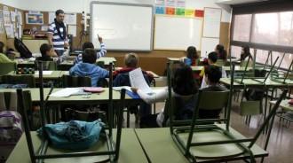 Es vanten d'haver sol·licitat castellà en 24 escoles però Ensenyament ho nega