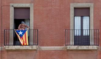 Estelades als balcons fins a la independència