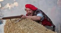 Alpens reviu avui una de les batalles de la guerra carlina