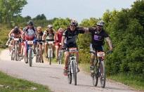 La Cabrerès BTT torna a omplir de ciclistes Tavertet, Rupit i l'Esquirol